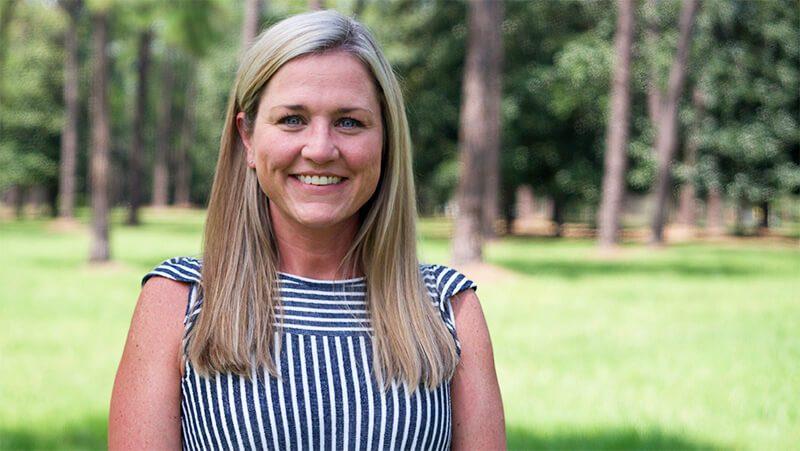 Ashley Small headshot new-treehouse advocacy center